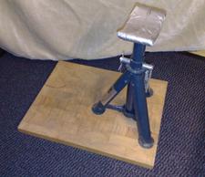 hufbock bauanleitung hufbock selber bauen machen. Black Bedroom Furniture Sets. Home Design Ideas